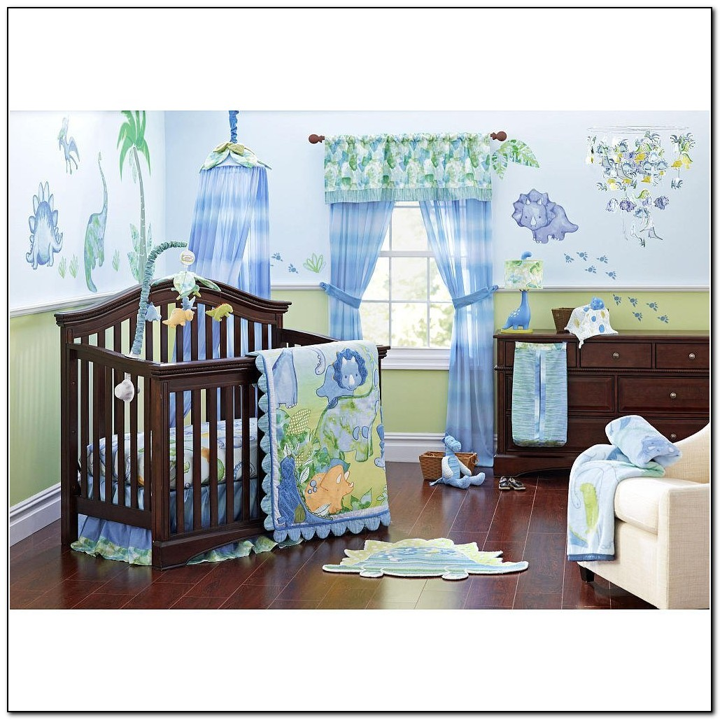Dinosaur Crib Bedding Sets For Boys