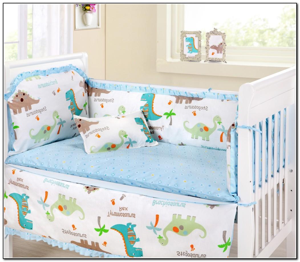 Dinosaur Crib Bedding Sets