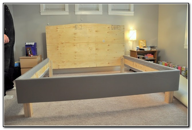 Diy Bed Frames And Headboards