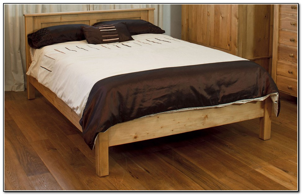 Double Size Bed Frame Dimensions
