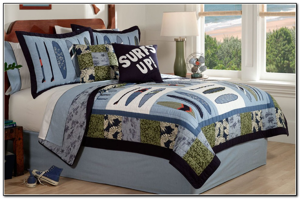 Full Bed Sets For Boys