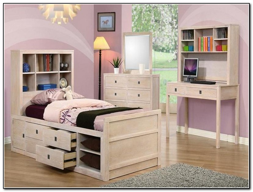 Full Size Bed Frames For Small Rooms