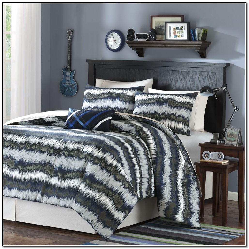 Full Size Bed Sets College