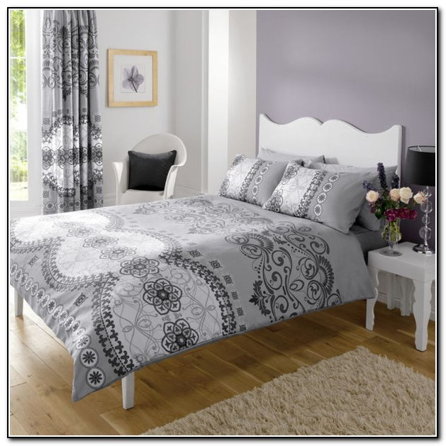 Grey Bedding Sets Uk