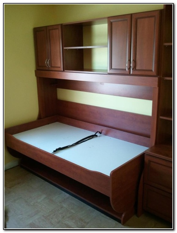 Hidden Beds For Small Spaces