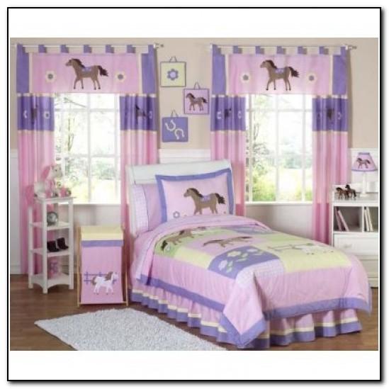 Horse Bedding Sets For Girls