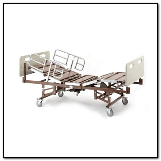 Invacare Hospital Bed Assembly