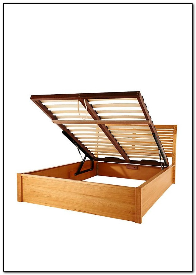 Lift Storage Bed Frame