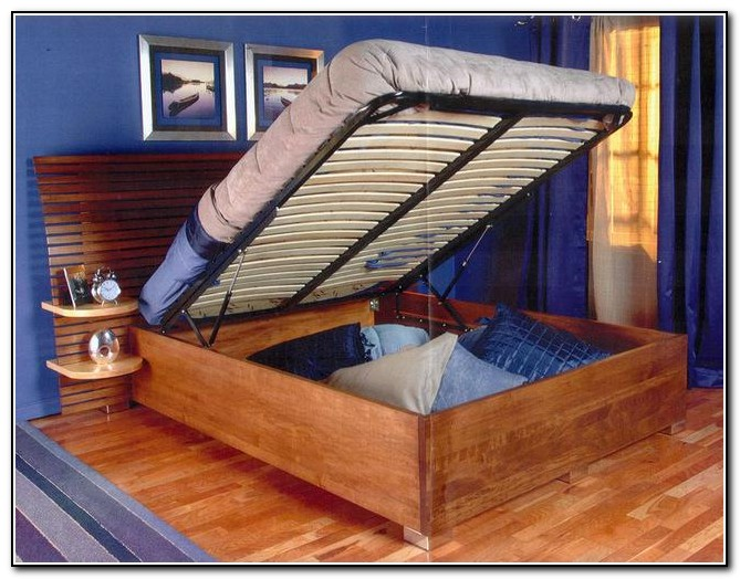Lift Storage Bed Hardware