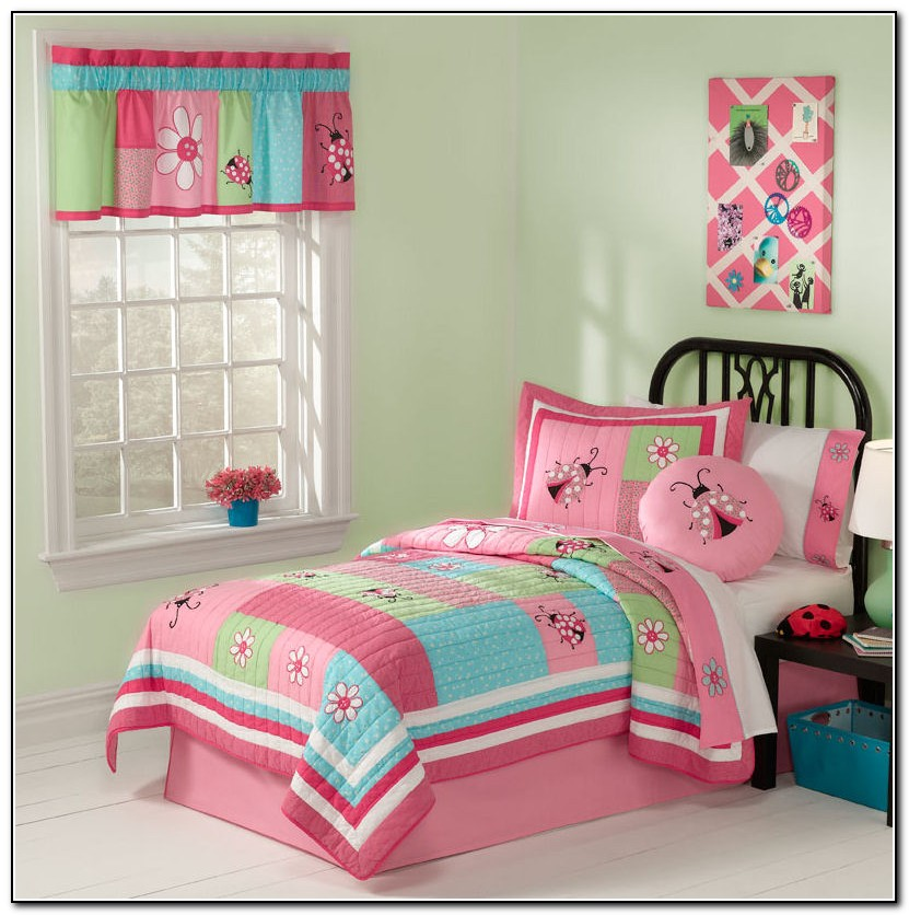 Little Girl Bedding Full Size