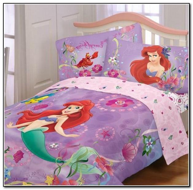 Little Girl Bedding Ideas