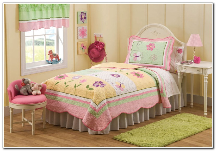 Little Girl Bedding Sets Full