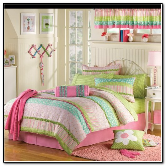 Little Girl Bedding Sets
