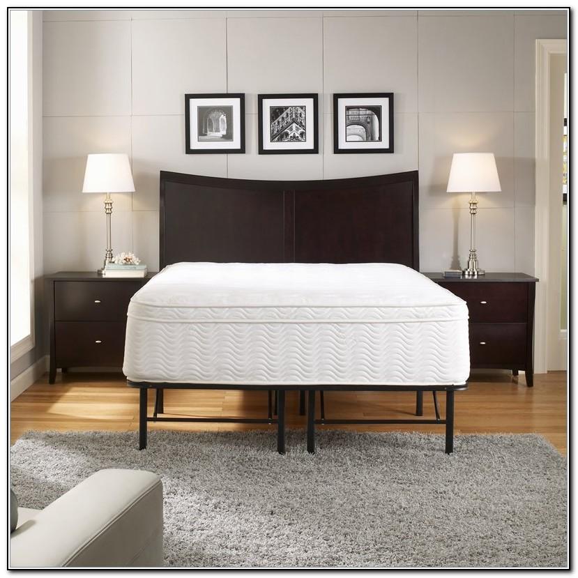 Metal Platform Bed Frame Full