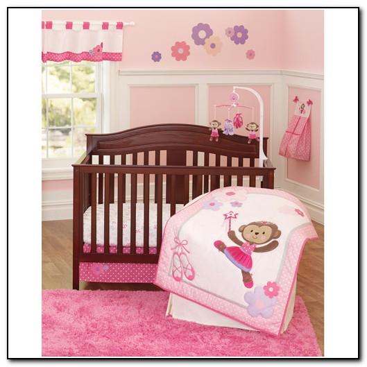 Monkey Crib Bedding Walmart