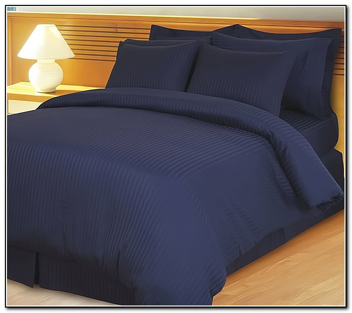 Navy Blue Bedding Sets