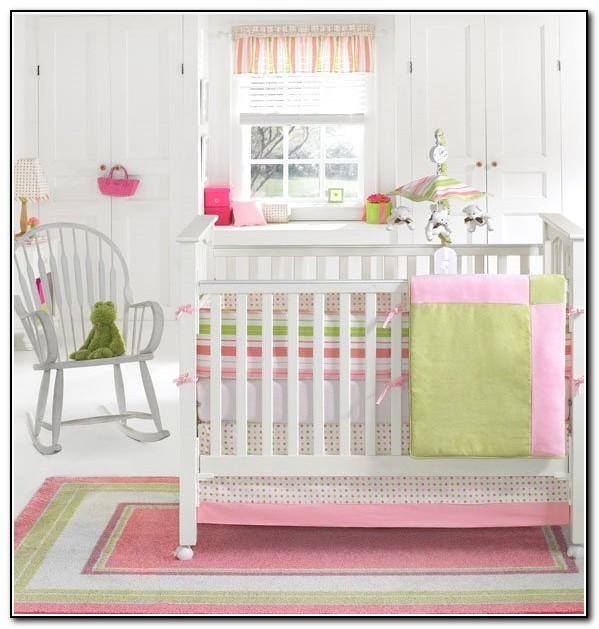 Nursery Bedding For Girls Modern