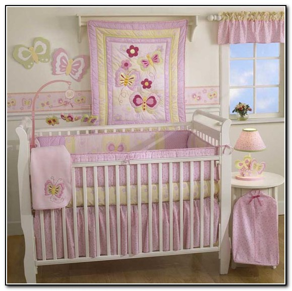Nursery Bedding Sets For Girls
