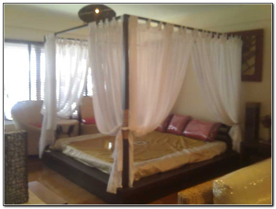 Pictures Of Canopies For Beds