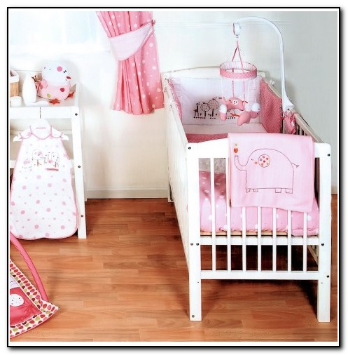 Pink Bedding Sets For Cots