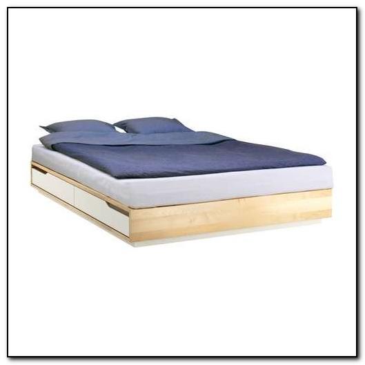 Platform Bed Frame Queen Ikea