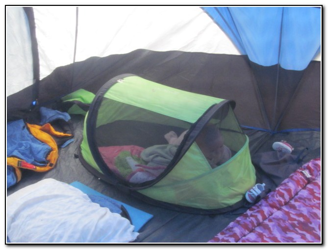 Portable Baby Bed For Camping