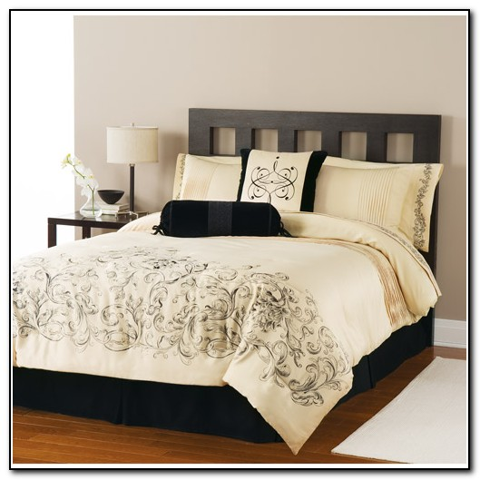 Queen Bed Sheets And Comforter