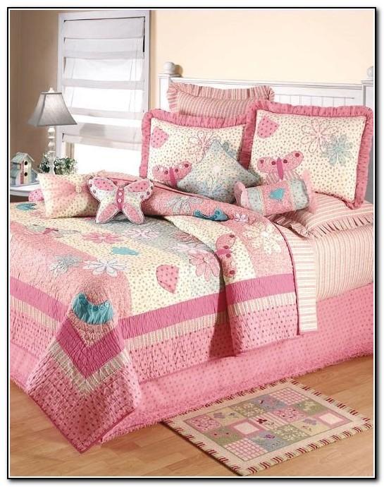 Quilt Bedding Sets For Girls