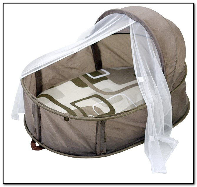 Small Portable Baby Bed
