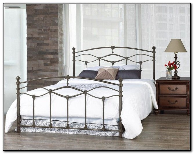 Steel Bed Frame Toronto