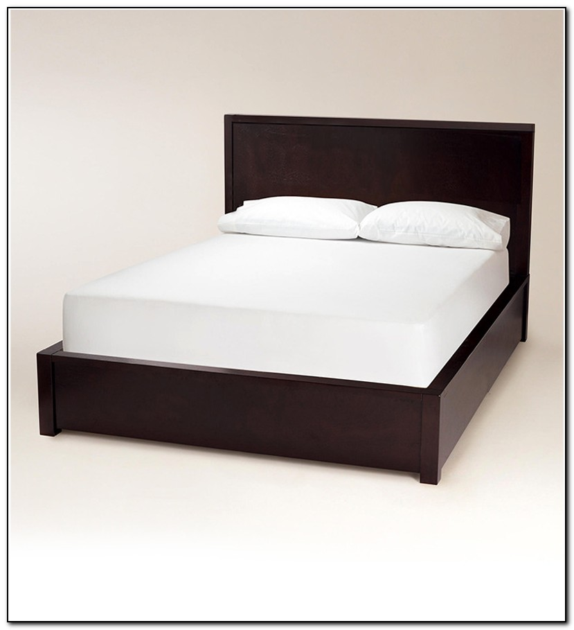 Storage Bed Queen Plans
