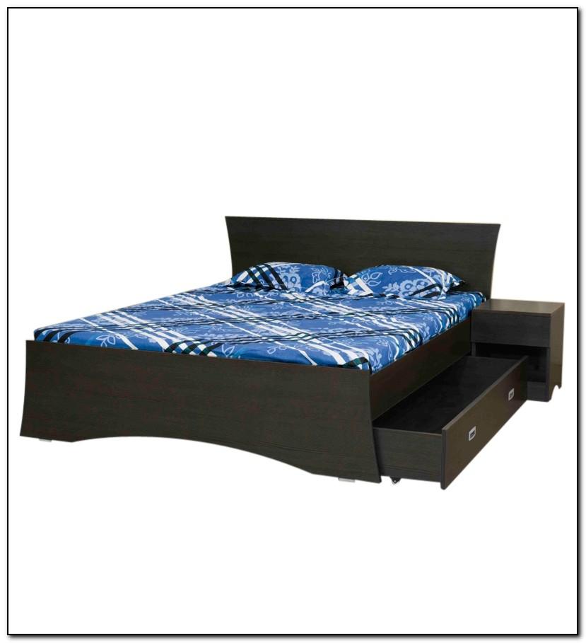 Storage Bed Queen Size