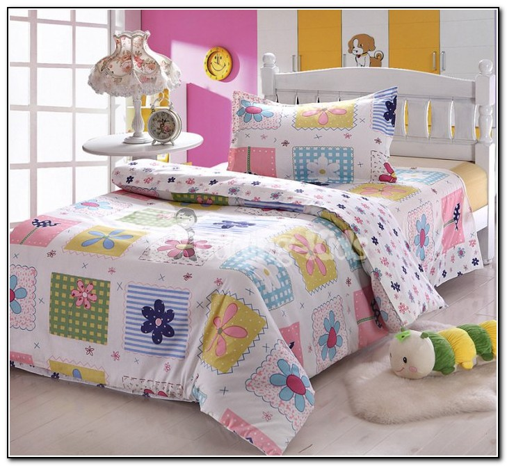 Twin Bed Comforters For Girls