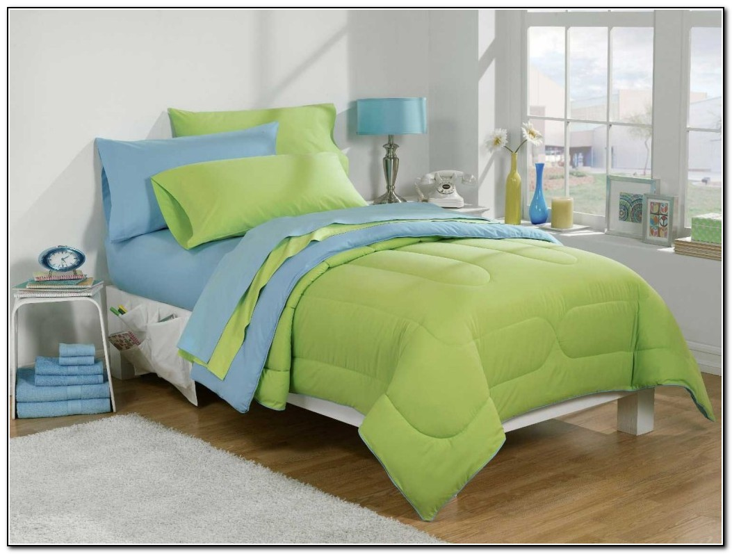Twin Extra Long Bedding Dorm