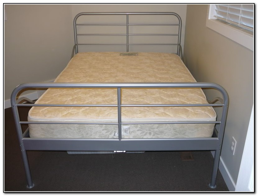 Twin Metal Bed Frame Cheap