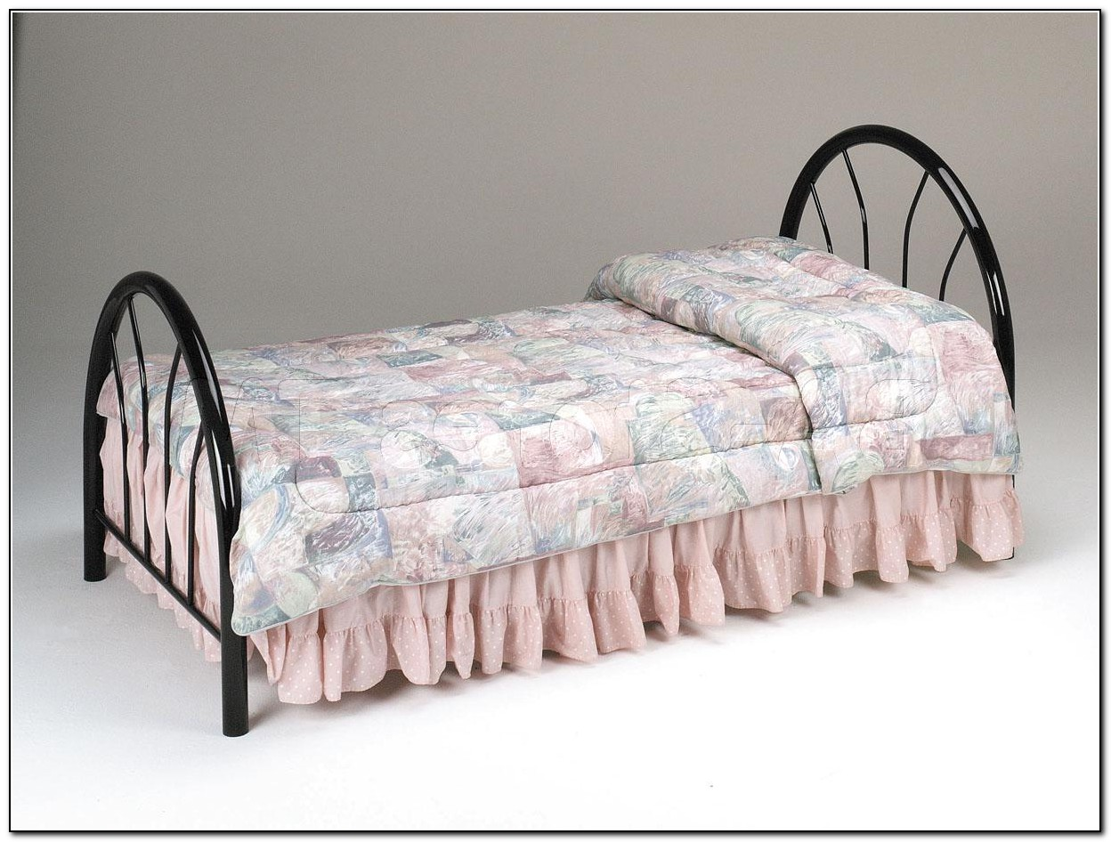 Twin Metal Bed Frame Headboard Footboard