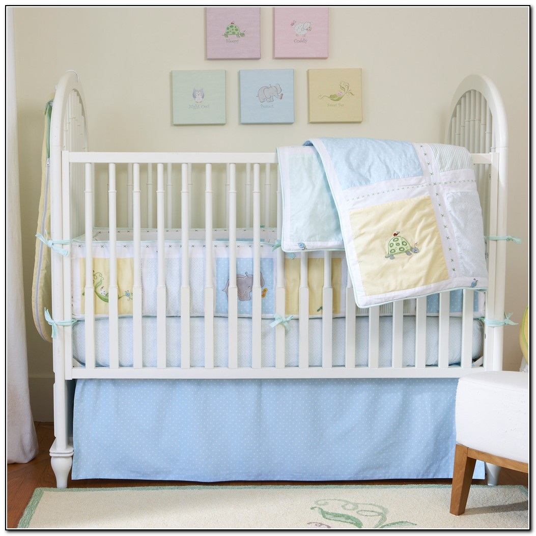 Unique Boys Crib Bedding