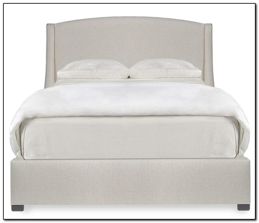 Upholstered Queen Bed Frame