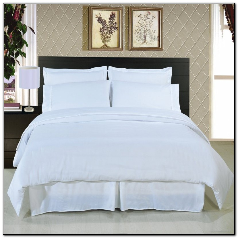 White Bedding Sets Full