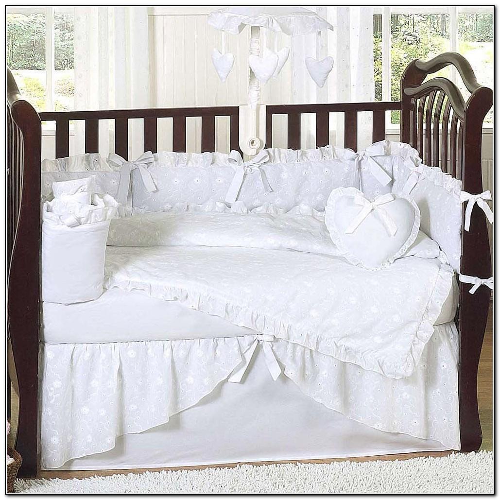 White Crib Bedding Sets