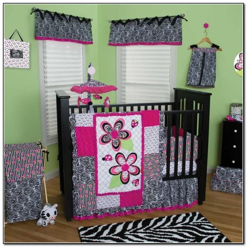 Zebra Baby Bedding Sets