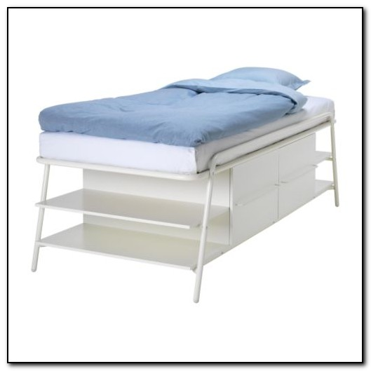 Air Mattress Beds With Frame
