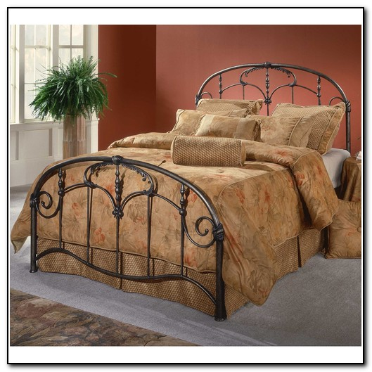 Antique Iron Bed Frames For Sale