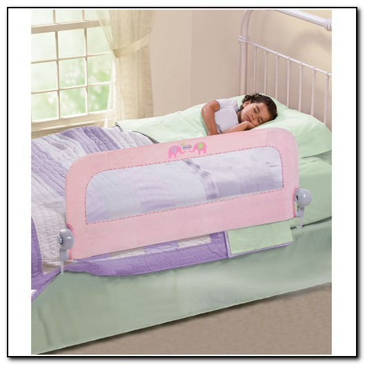 Bed Side Rails For Toddlers
