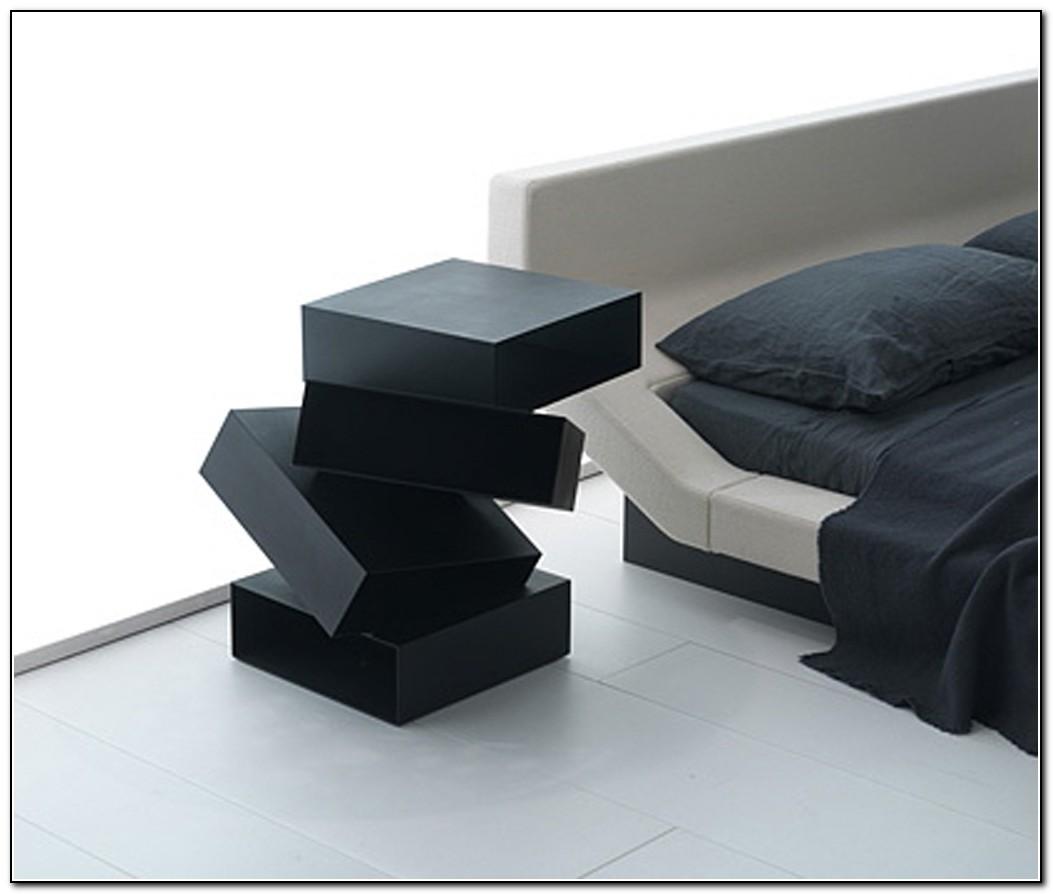 Bedside Table Design