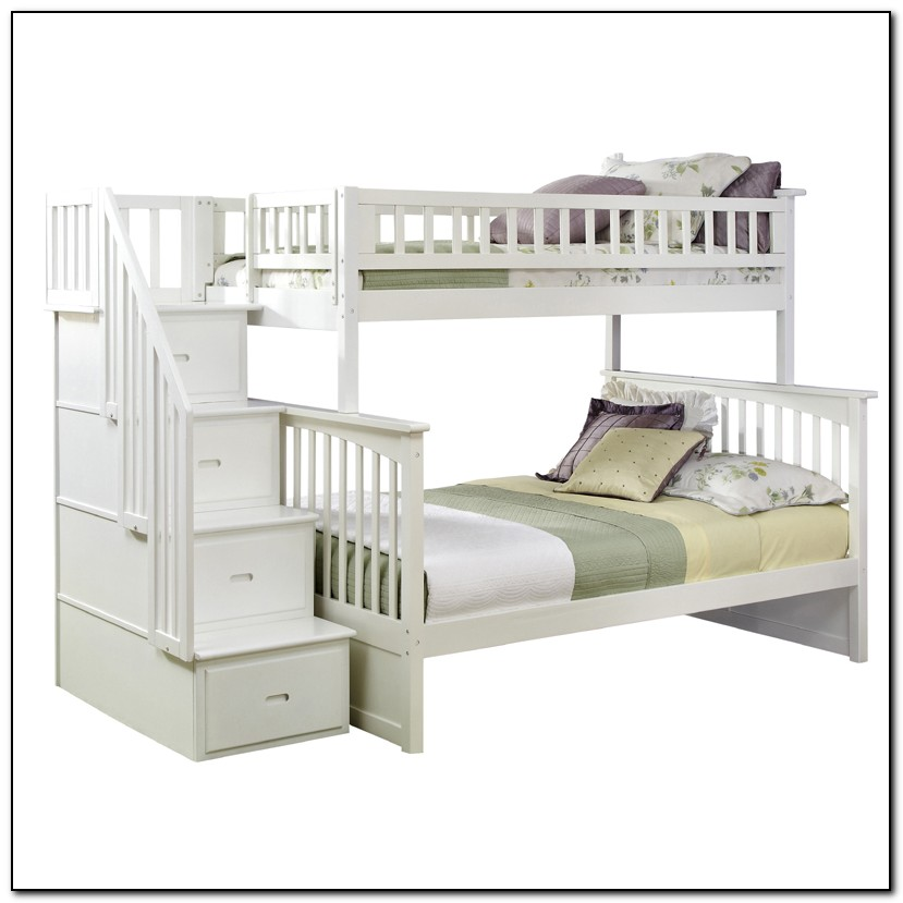 Bunk Bed Stairs Sold Separately
