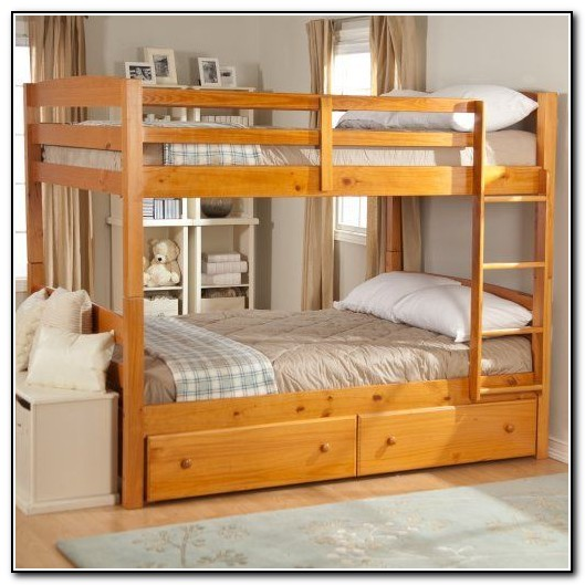 Bunk Beds Full Over Full Walmart