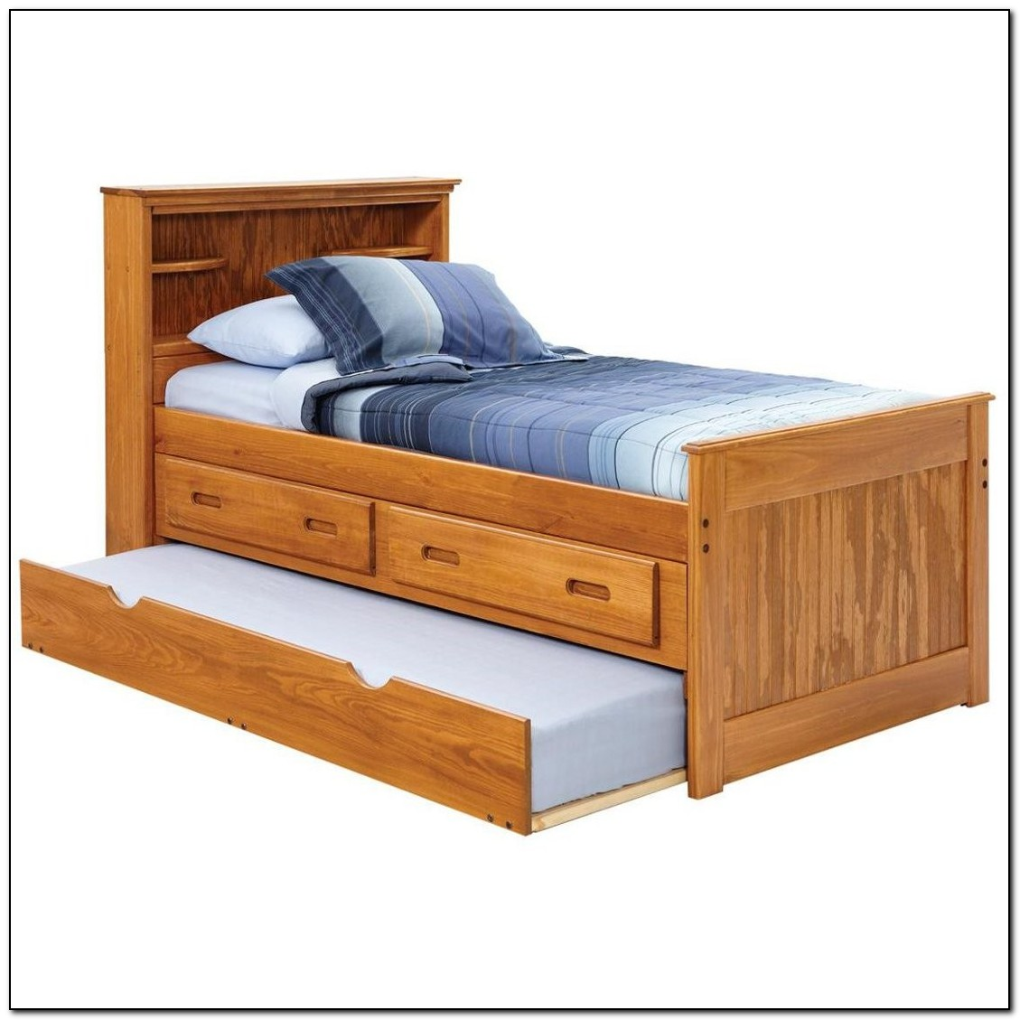 Captain Bed Twin Xl