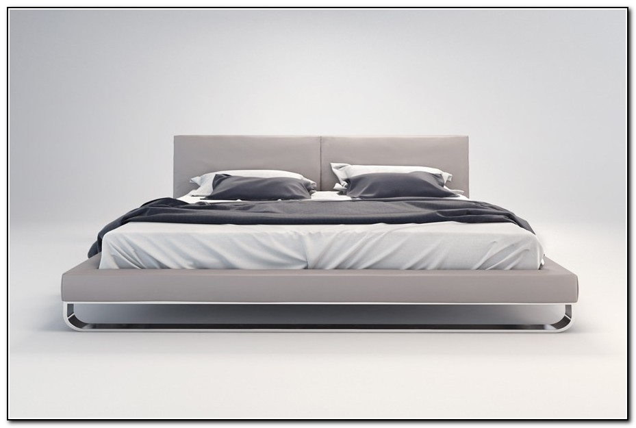 Chelsie Upholstered Platform Bed