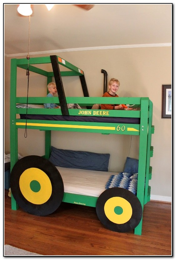 Cool Loft Beds For Boys